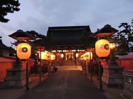 Hoshozu Hachimangu Shrine