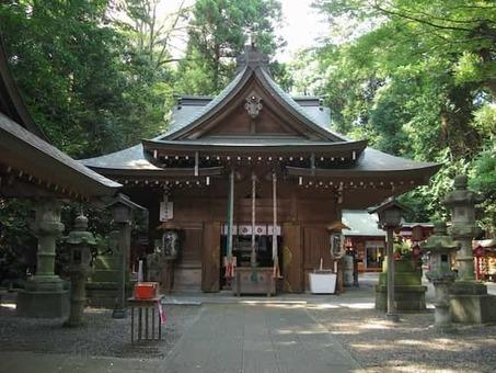 Saitama hisaizu shrine honden 1 1528088603