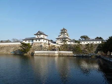 Imabari castle 1528093856