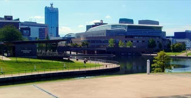 Starbucks toyama canal park 1528096256