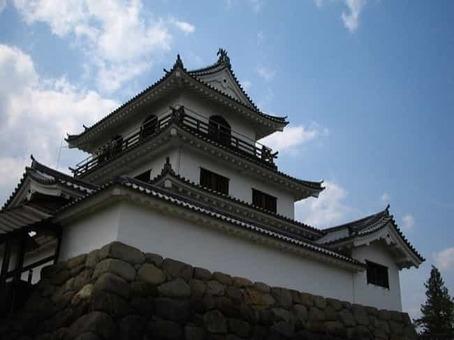 Shiroishi castle 1528096344