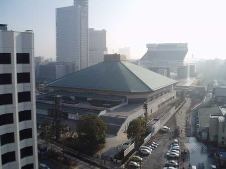 Ryogoku great sumo hall 1528087975