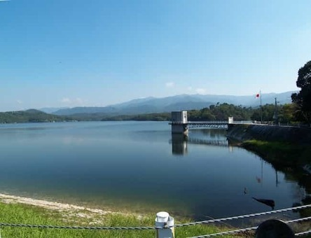 Mannou ike reservoir 1528089272