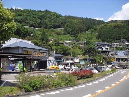 Roadside station osugi 1528089349