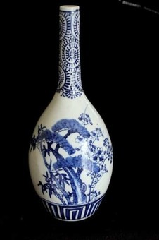 Arita porcelain bottle 2c edo period  281615 1868 29 2c japan 1528089819