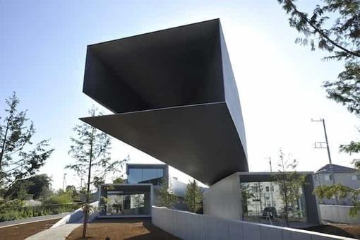 Hoki museum outside rear 001 1528088293
