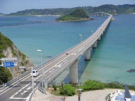 Tsunoshima ohashi bridge 1528088327