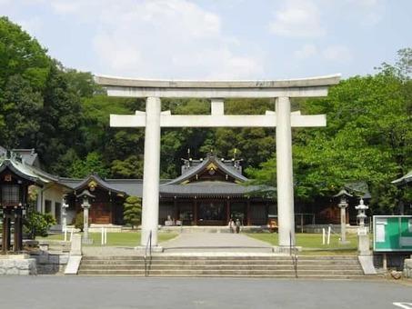 Gunmaken gokoku shrine 1528091182