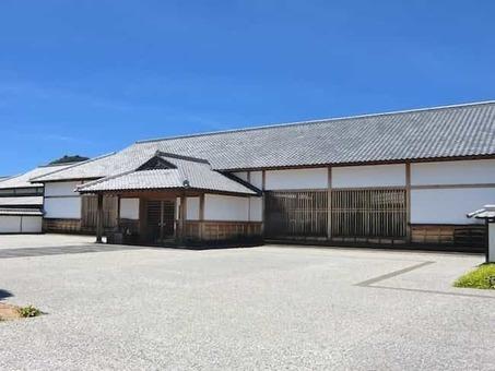 Hagi museum main building 1528091224
