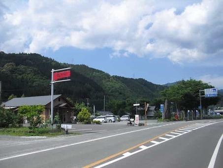 Roadside station tosa sameura 1528091720