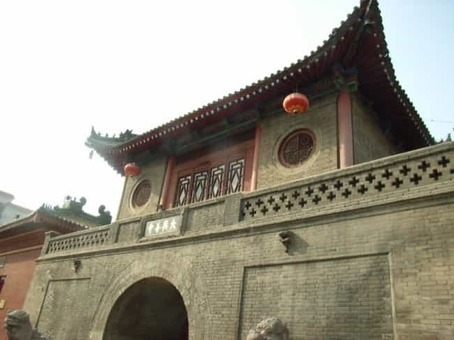 Xingshan temple 1528092249