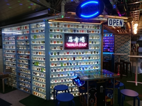 【浅草】忍者バーと日本が詰まったショッピングモール、雷門裏の名店